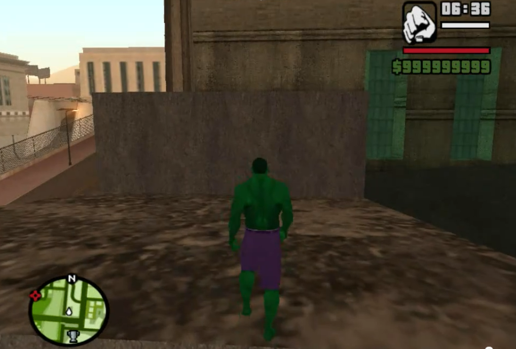 Hulk Green Cj Skin Www Youtube Com Watchvtwpr Uoqw
