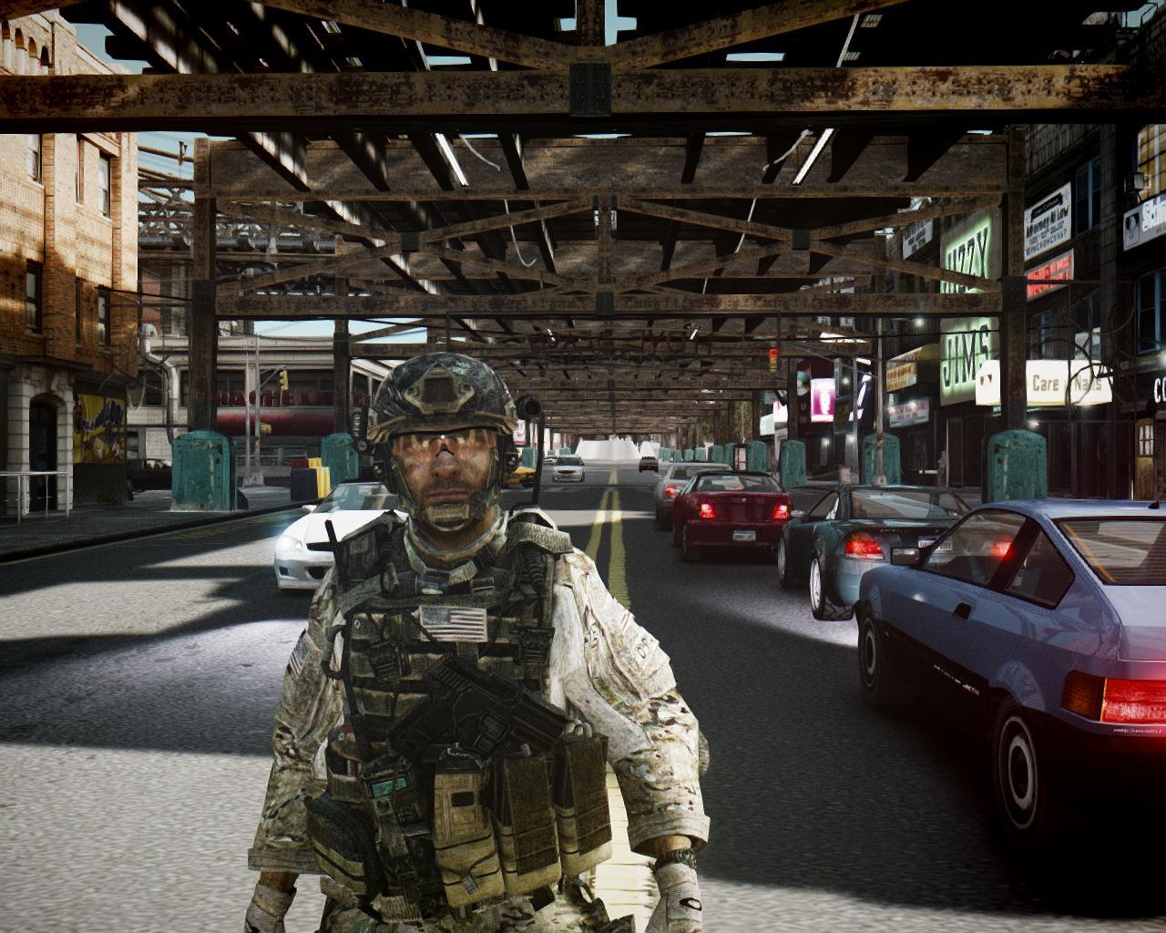 Call Of Duty Mw3 Sandman