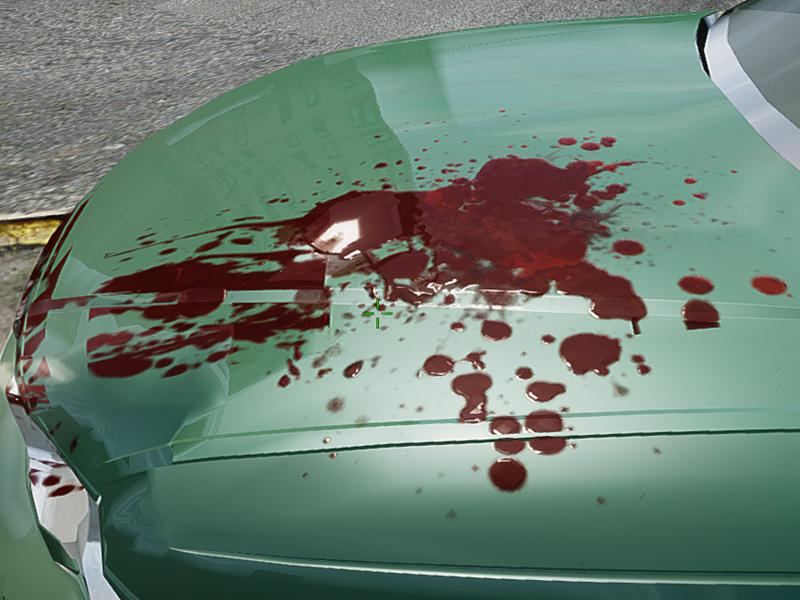 скачать мод на кровь на гта 4 - фото 11