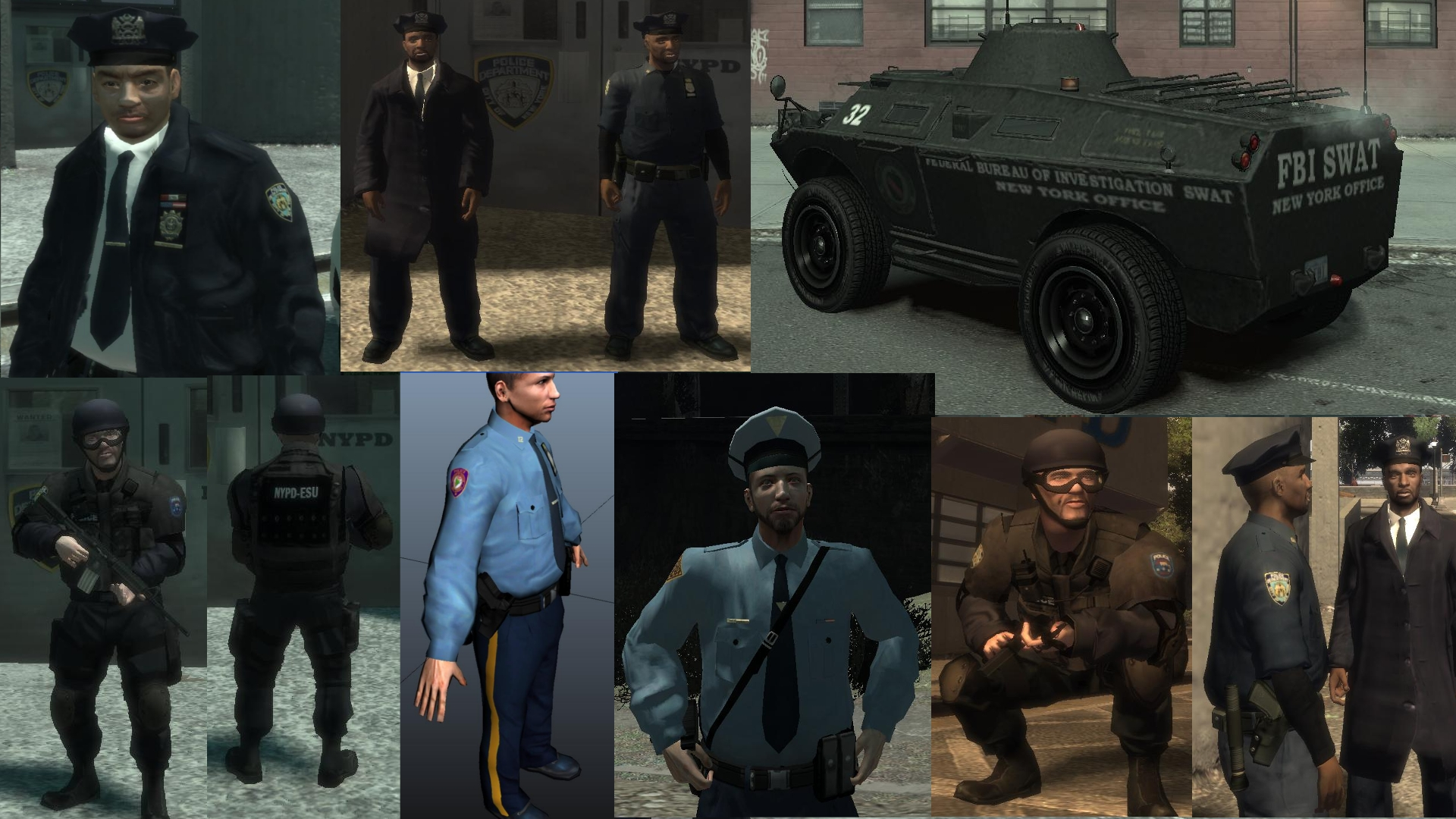 Where To Find Police Uniform In Gta 5 : Ash Cycles