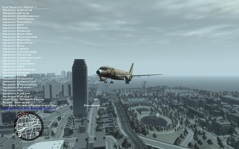 Gta 4 Cheats Ps3 Airplane