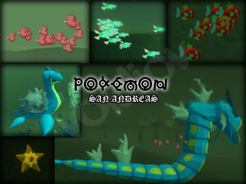Pokemon mod in gta san andreas free download | Peatix