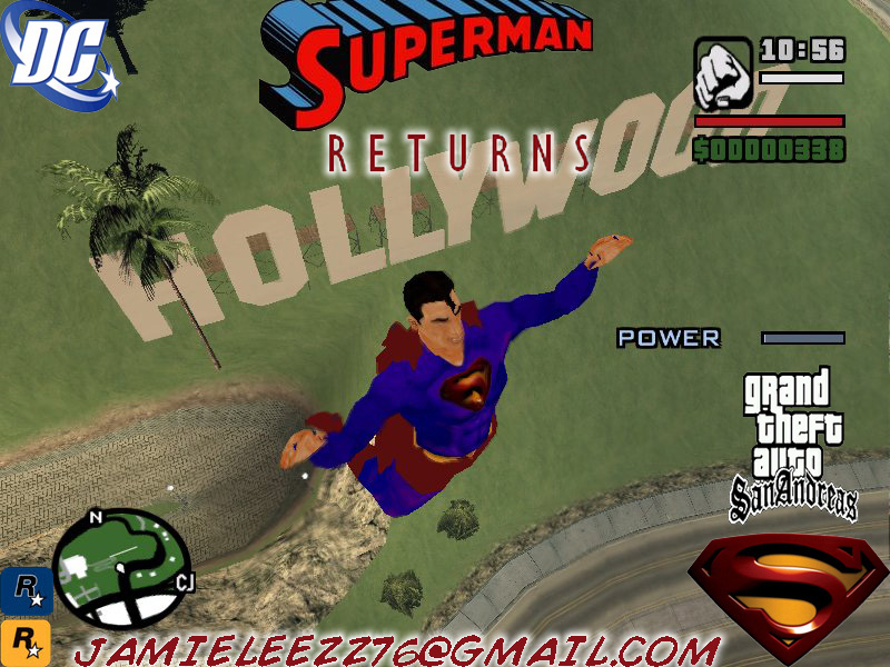 gta san andreas superman mod free download highly compressed