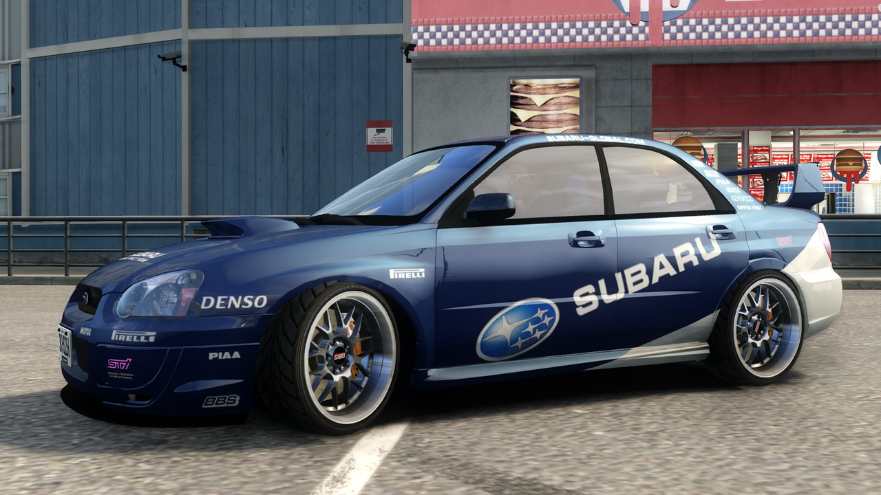 Subaru Wrx Mods >> Gta Gaming Archive