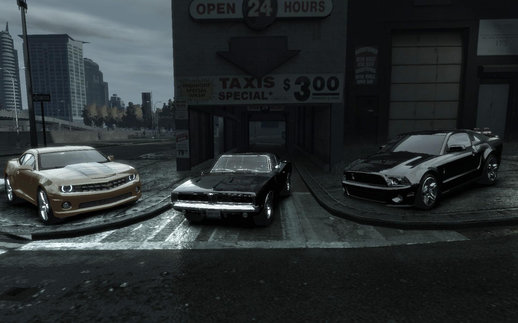 carros para gta 4 eflc