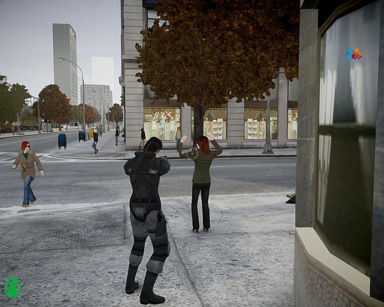 gta 4 hd pedestrian mod