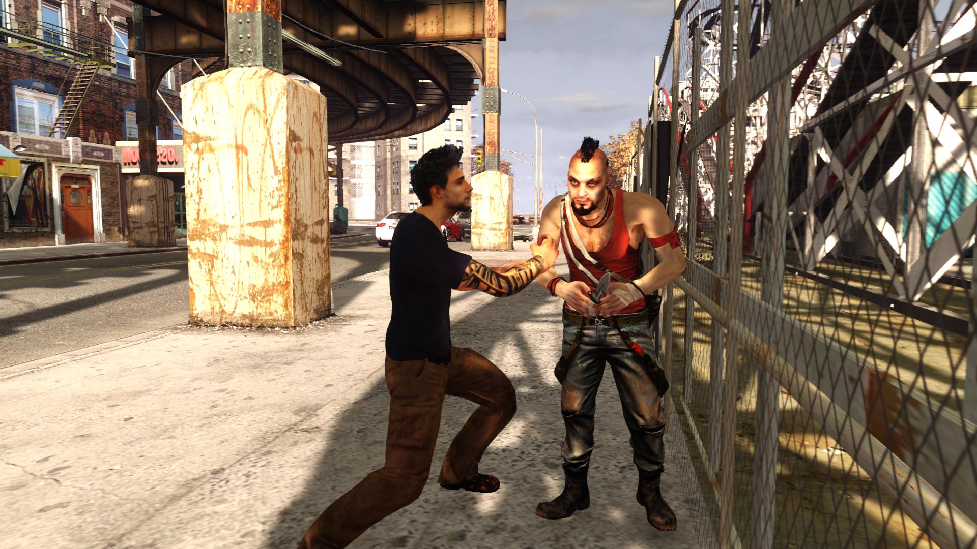 GTA Gaming Archive - Far Cry 3 Tattoo