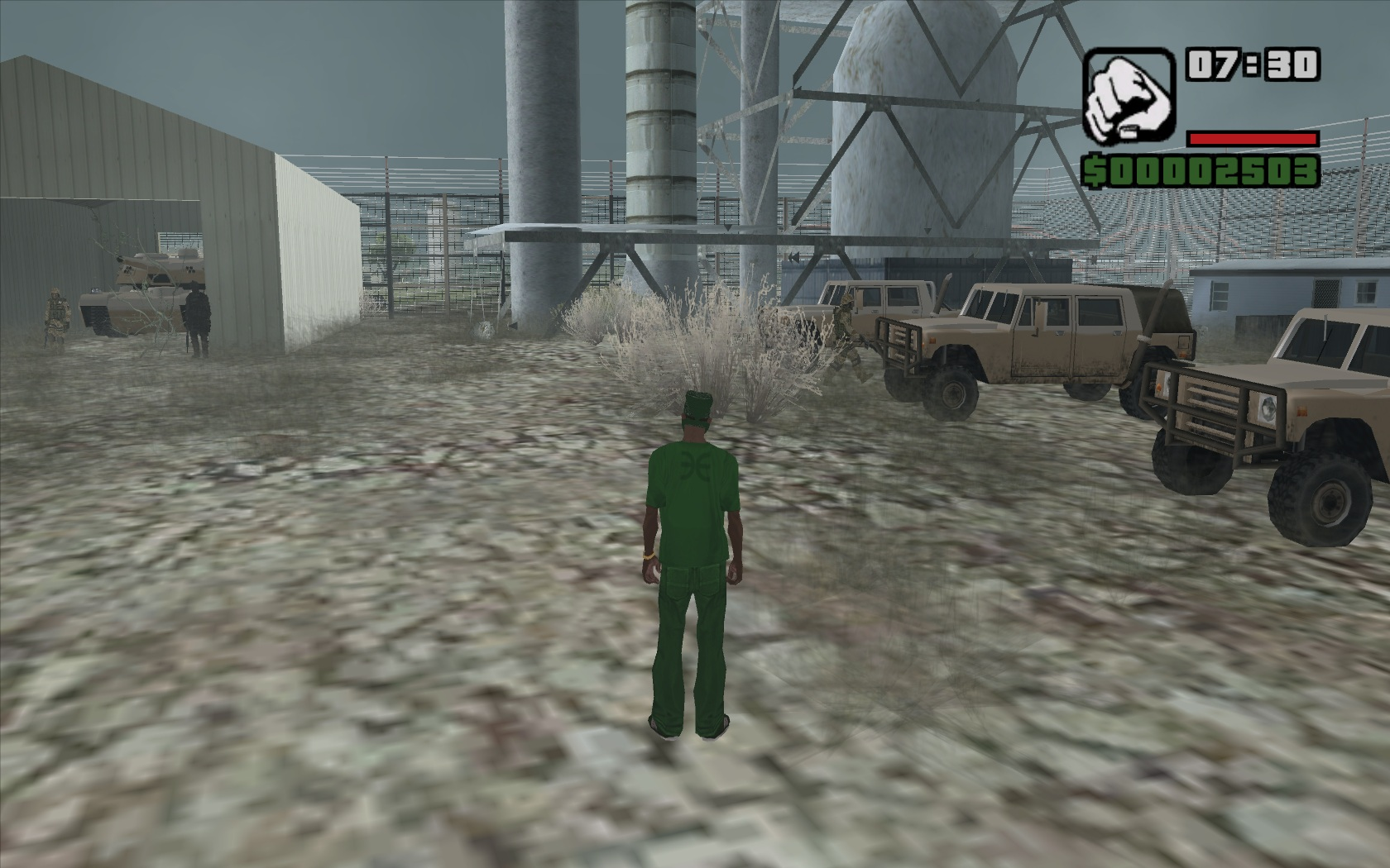 Gta san andreas title video download