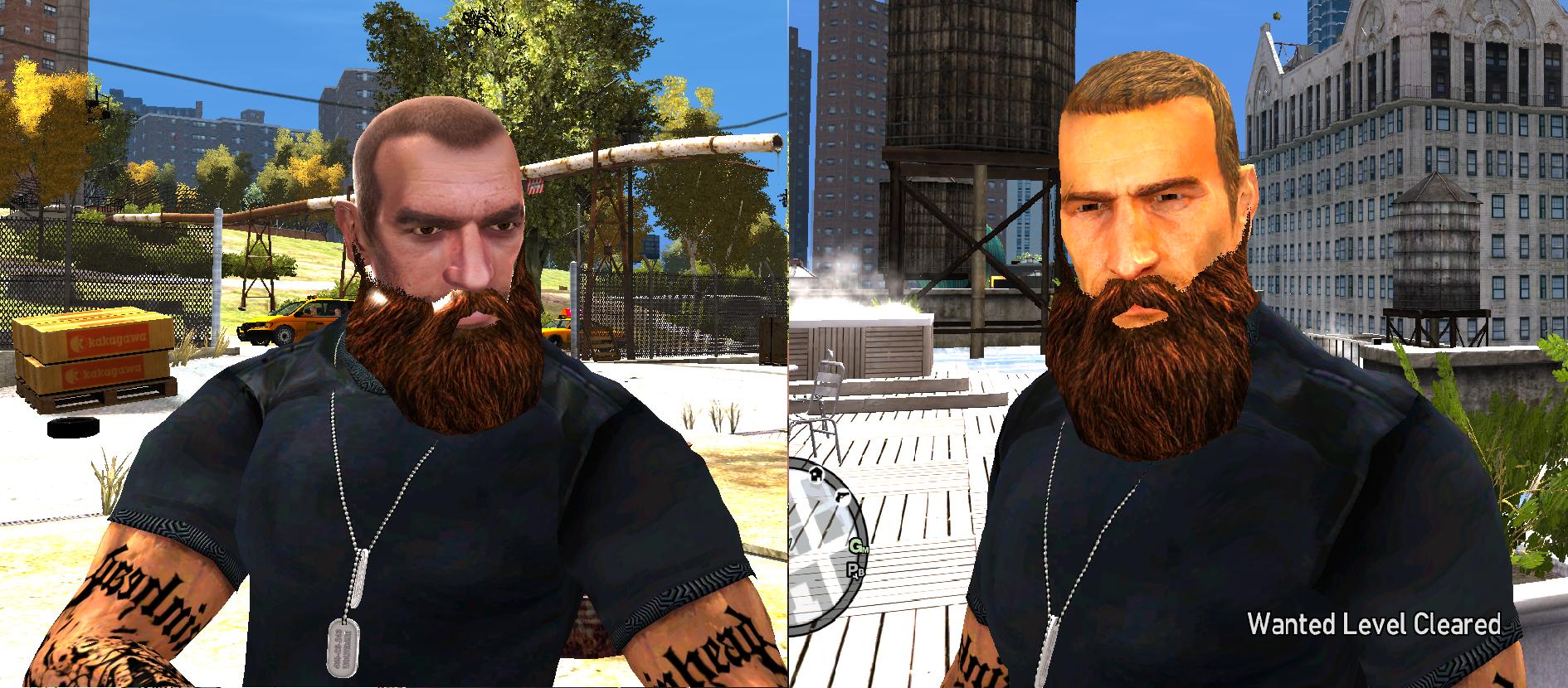 Прически и бороды для gta 5