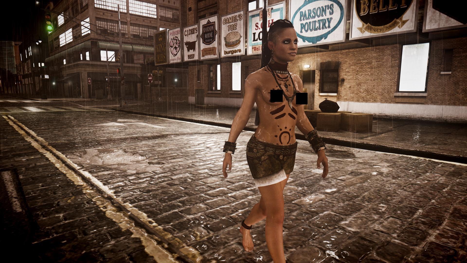 Liza as lara croft naked — img 14