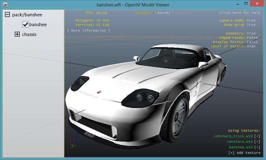 Модели для GTA 4