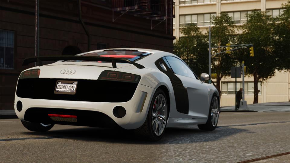 GTA Gaming Archive - Audi car gta 5