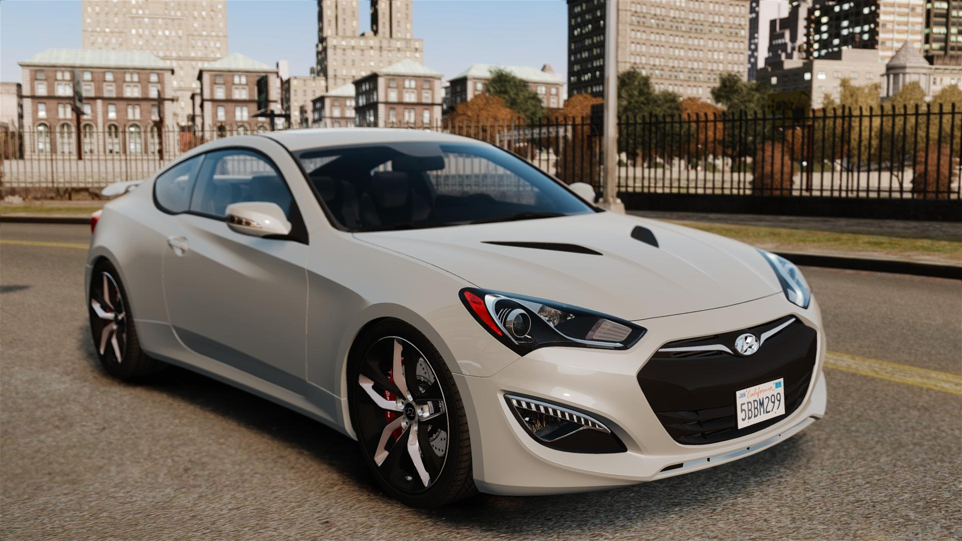 genesis coupe nitrous remake a on builds features kit hyundai widebody btr