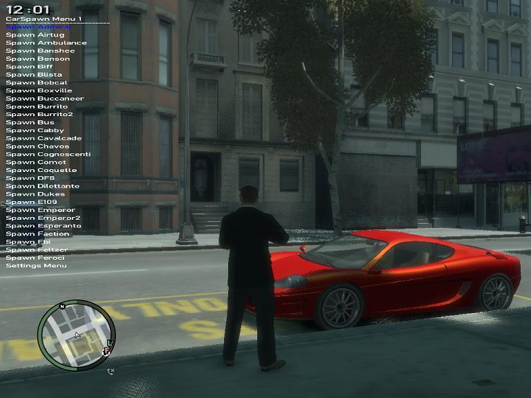 mods gta 4 ps3 download