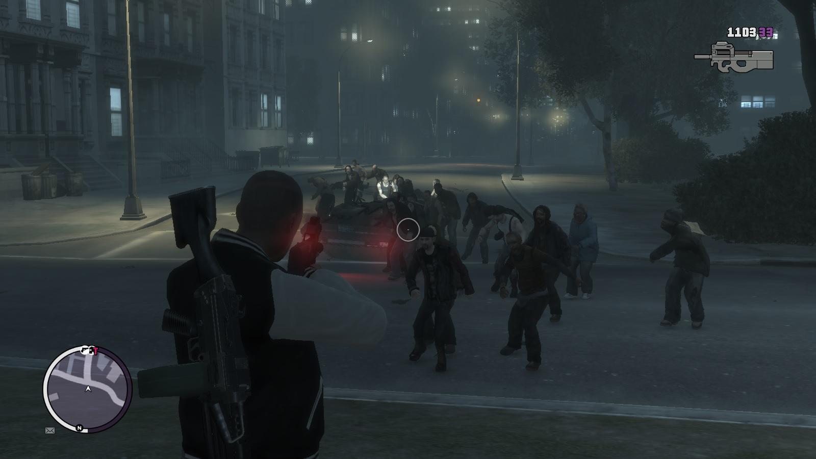 Гта 4 с модом на зомби скачать