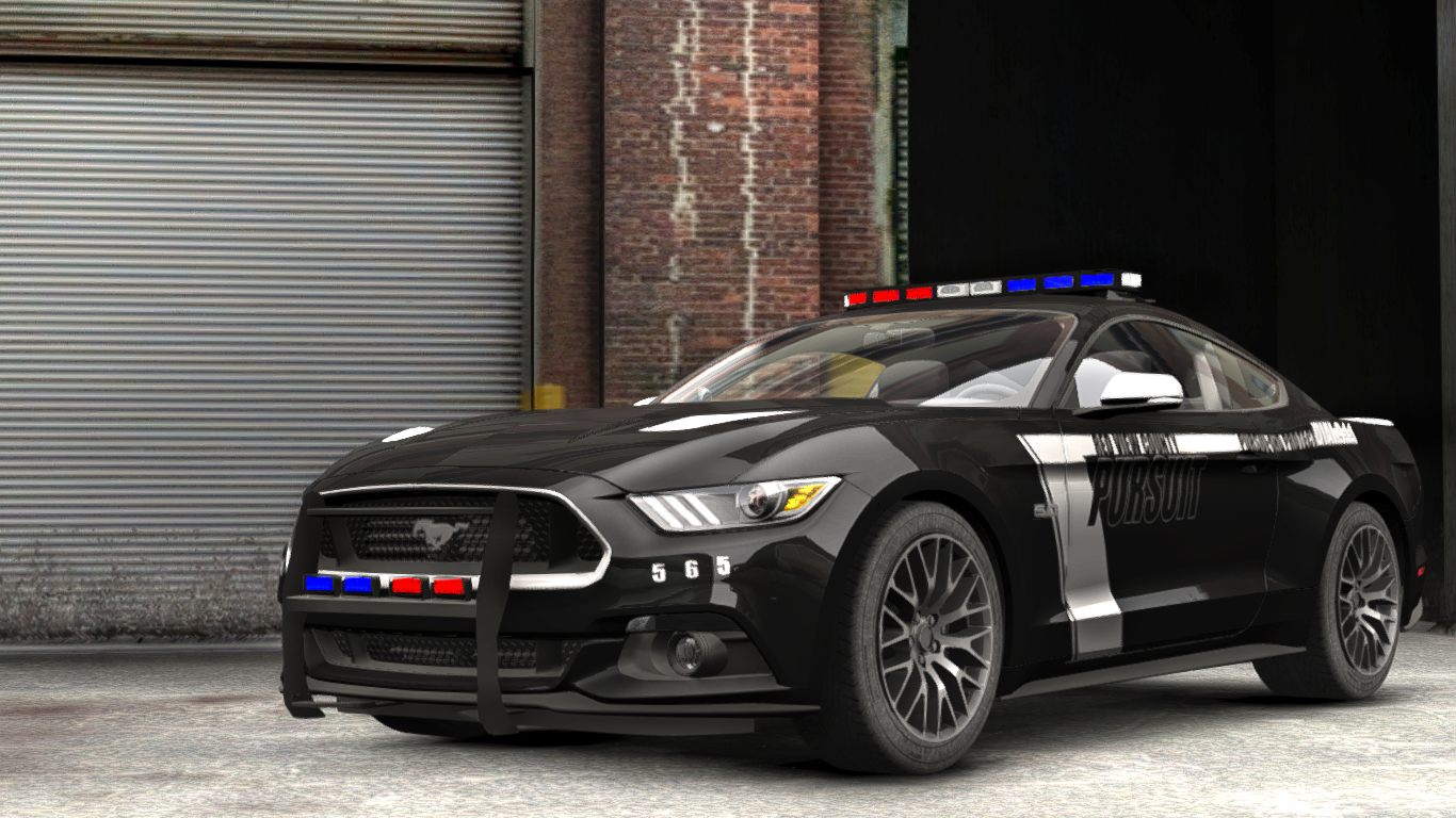 Ford Mustang Ecoboost >> GTA Gaming Archive