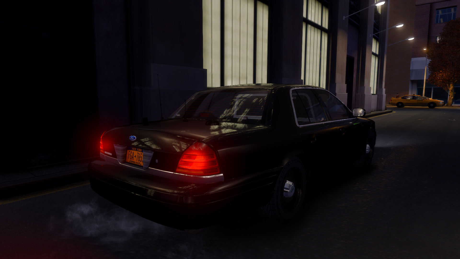 Ford Crown Victoria Unmarked