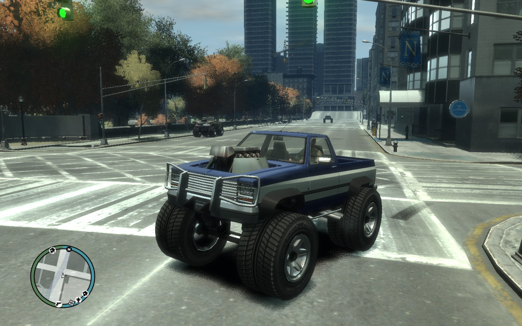 Monster Truck Cheat Code For Gta 4 Xbox 360 - Best Truck ...