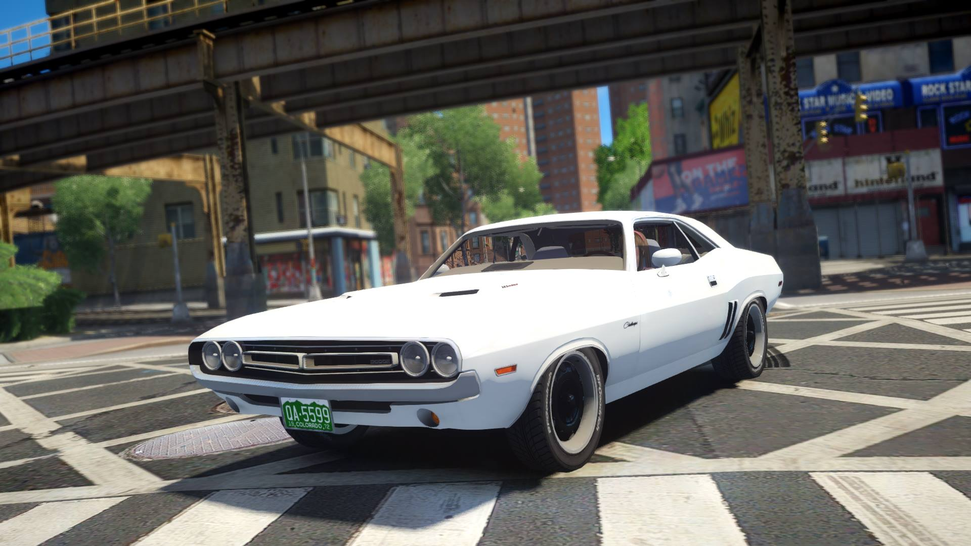White Challenger Movie >> Gta Gaming Archive