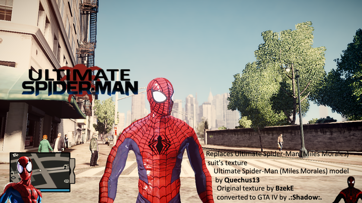 💣 Gta san andreas spiderman web swing mod free download | Download