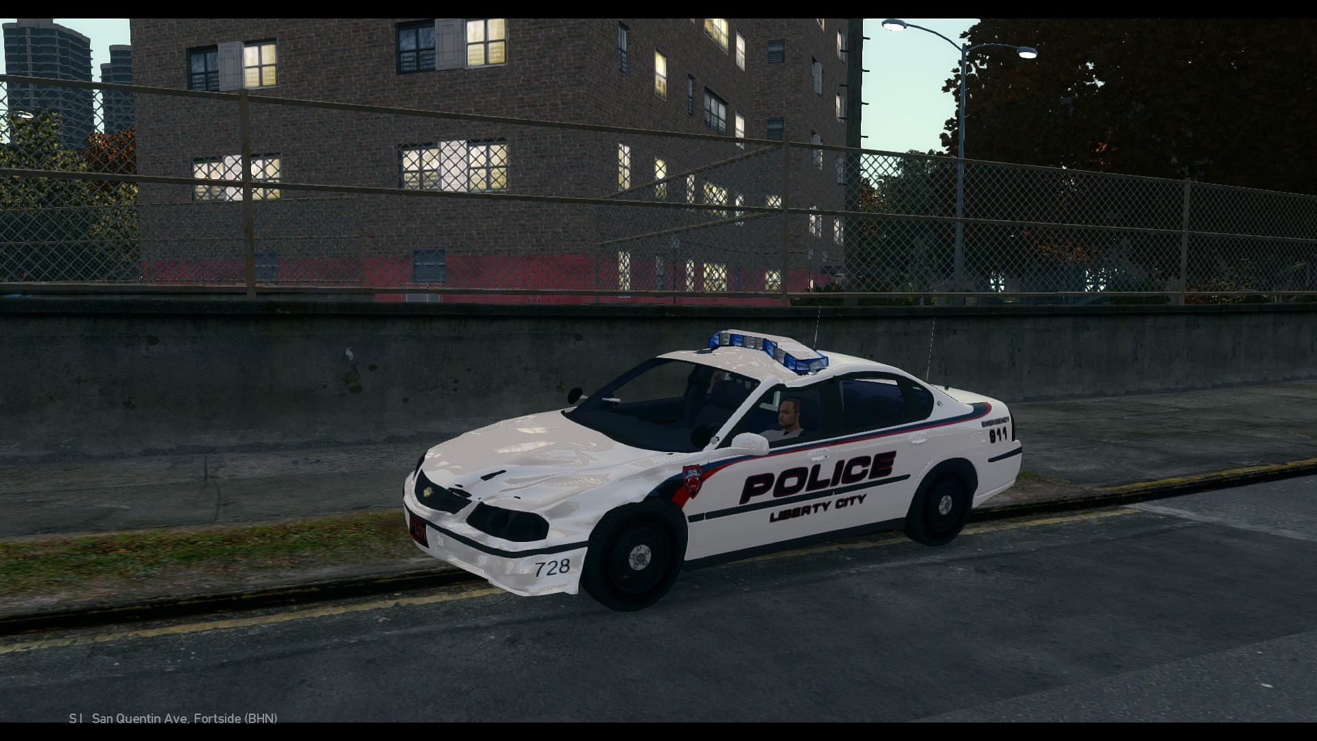 by setting police to use strobe other info be sure to check out more files at the following locations http lcpdmods com user 2 pengi tab idm