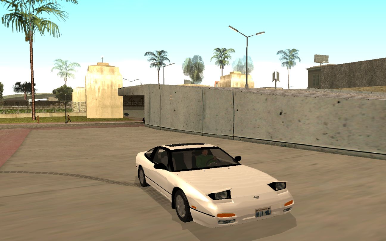 Gta Sa Low Poly Cars
