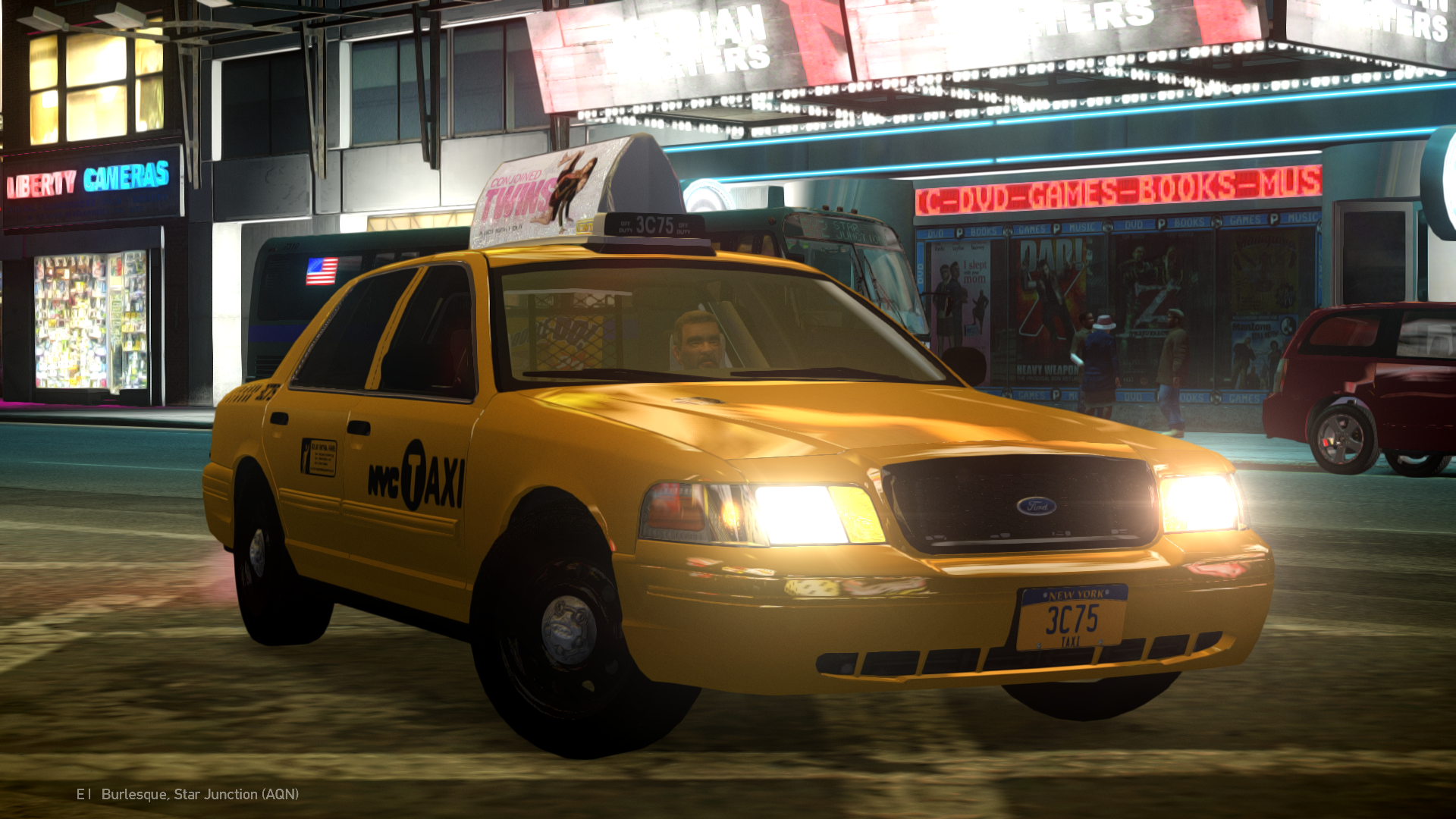 Gta Gaming Archive 1980 Ford Crown Victoria Taxi