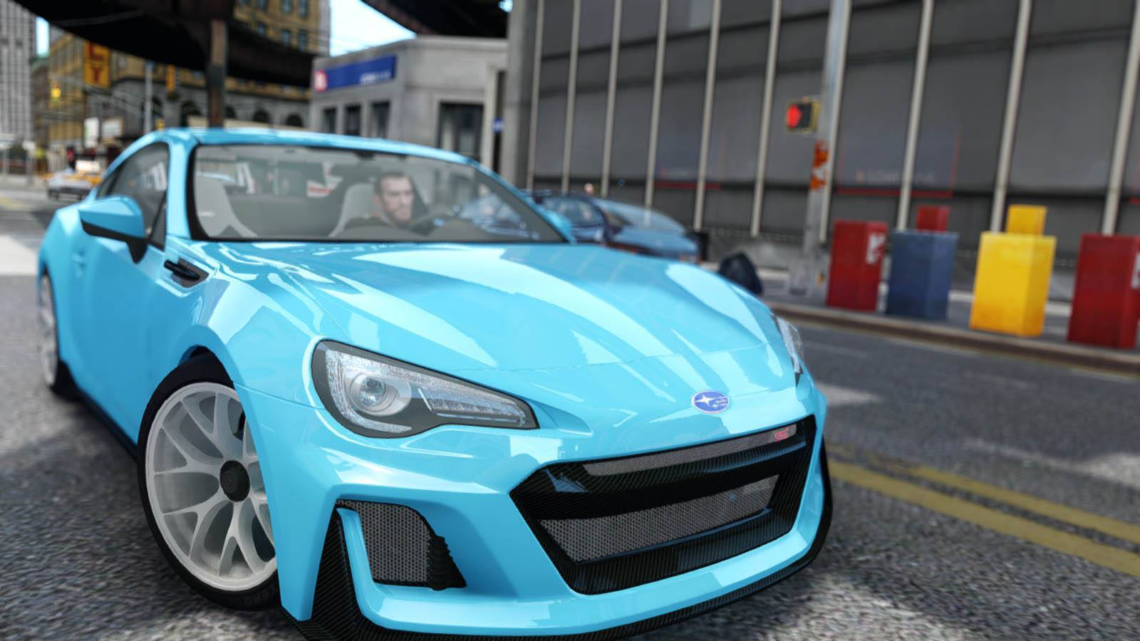 All Types brz sti parts : GTA Gaming Archive