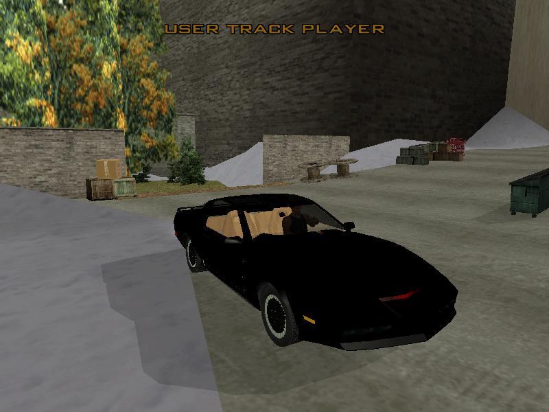 Image result for GTA III K.I.T.T