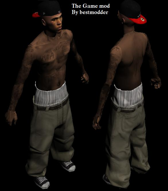 the game san andreas