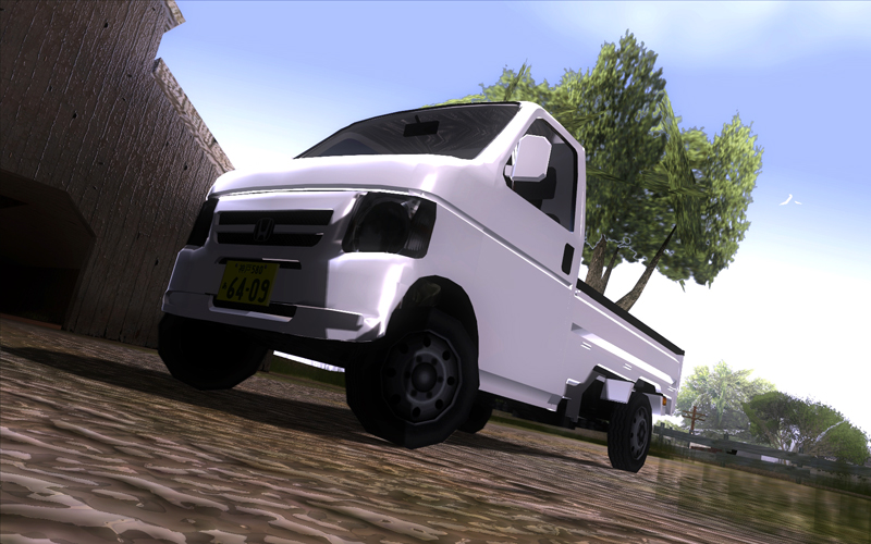 🐈 Mod truck indonesia gta sa android dff only | MOD GTA ANDROID
