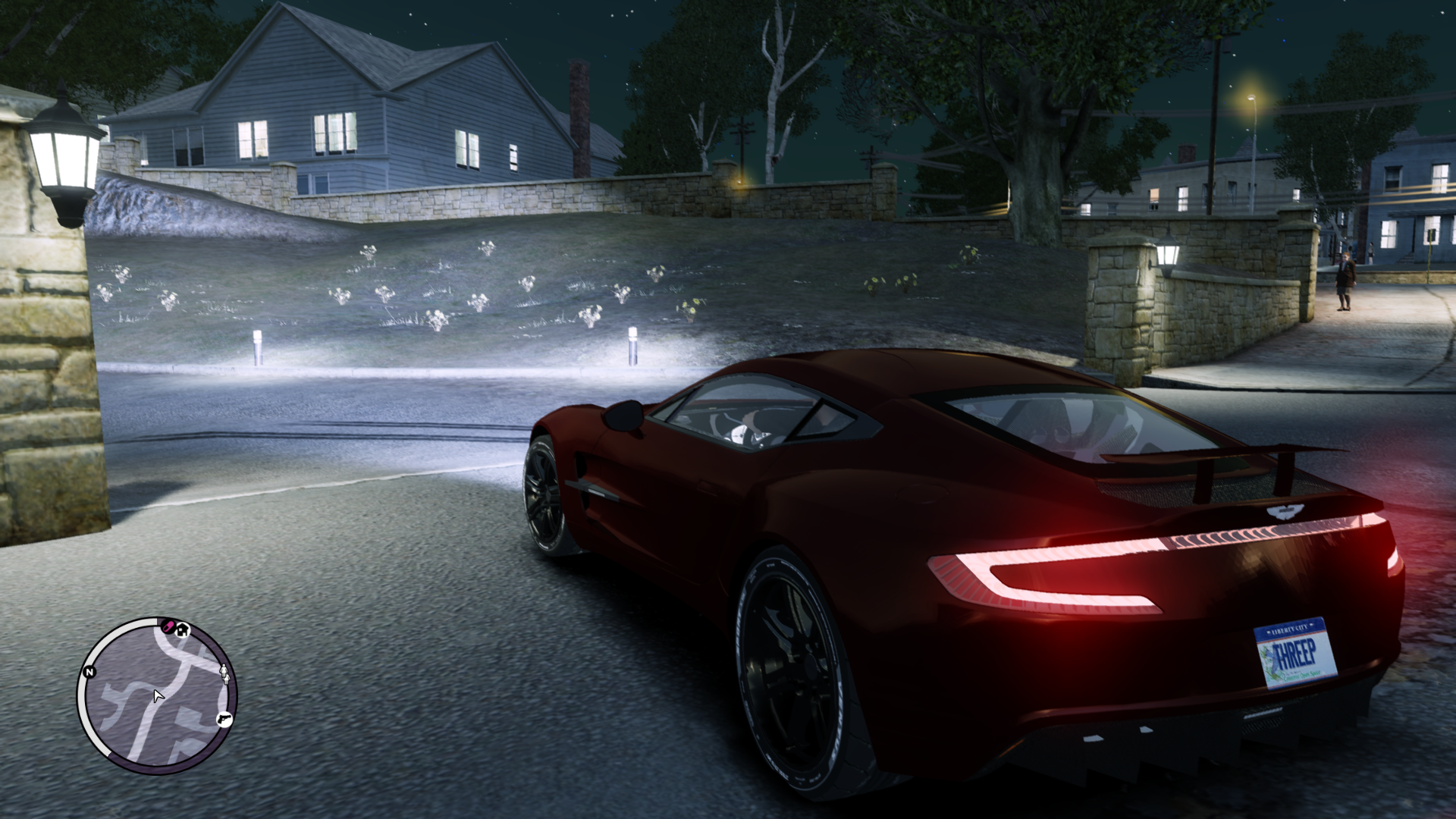 GTA Gaming Archive - Aston martin 177