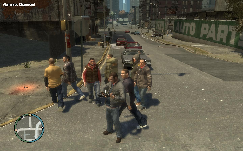 Gta 4 gangs mod | Gangs in GTA IV Era  2019-04-04