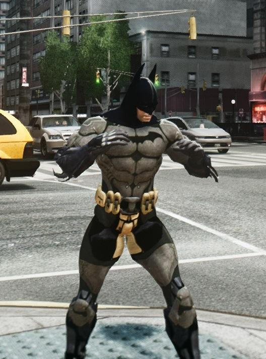 gta 4 batman mods download
