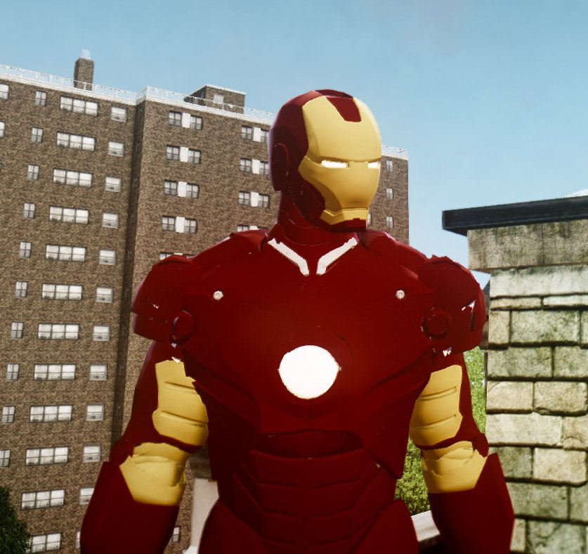 Gta All Iron Man Mod
